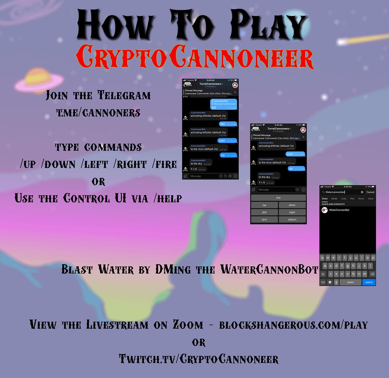 CryptoCannoneer Update